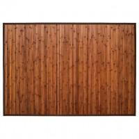 Килим от бамбук Шоко 120 x 170  см.- La Maison