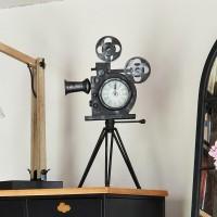 Настолен часовник Камера в.53  см. - La Maison