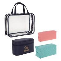 Козметични чантички Spring 4 бр.к-т - La Maison