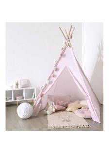 Детска типи палатка Пинк - La Maison