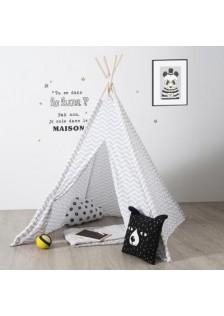 Детска типи палатка Грей - La Maison