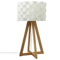 Лампа Моки бамбук, h. 55 см.-La Maison