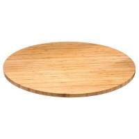 Въртящо се бамбуково плато за сервиране  д.50  см.- La Maison