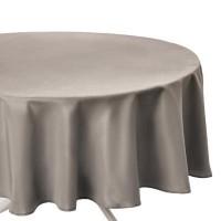 Покривка за маса, анти петна кръгла д.180 см..- La Maison
