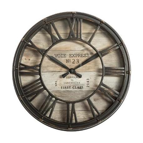 Часовник Vintage д.21 см. - La Maison