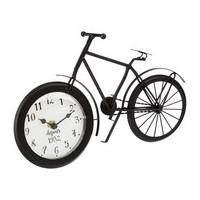 Метален часовник колело д.28.5 см. - La Maison