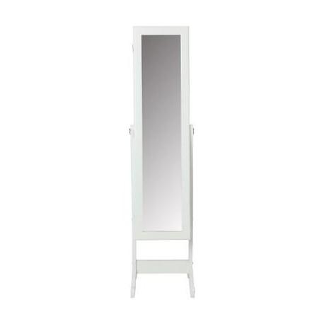 Огледало с място за съхранение на бижута в.145 см. - La Maison