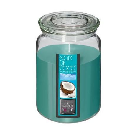 Ароматна свещ Кокос  510 г. -  La Maison