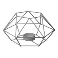 Метален свещник за чаени свещи - La Maison