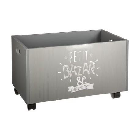 Кутия за съхранение на колелца - La Maison