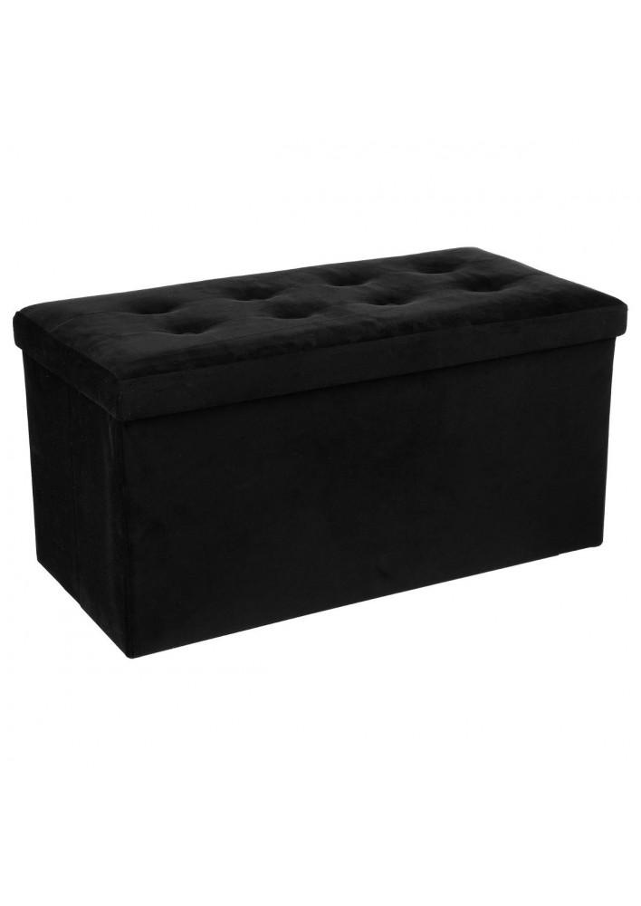 Сгъваем пуф - кутия Лиза ,голяма - La Maison