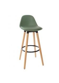Зелен бар стол Максон  - La Maison