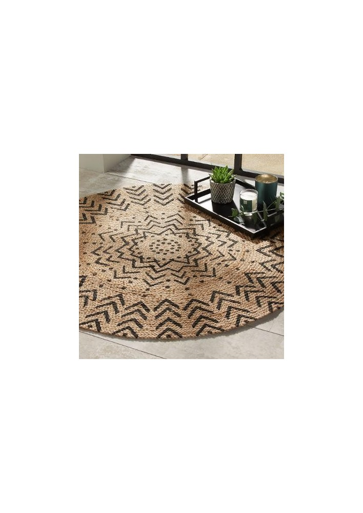 Кръгъл килим Джанго  д.120 см. -  La Maison