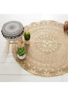 Кръгъл килим Шайн д.115 см. -  La Maison