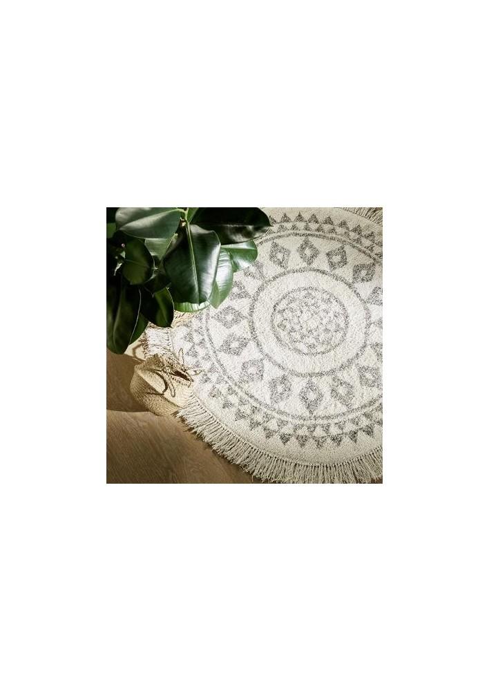 Кръгъл килим Етник  д.120 см.- La Maison