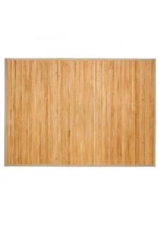 Килим от бамбук , цвят натурален  80  x 50  см.- La Maison
