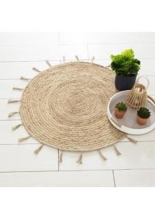Кръгъл килим Sun  д.80 см.- La Maison