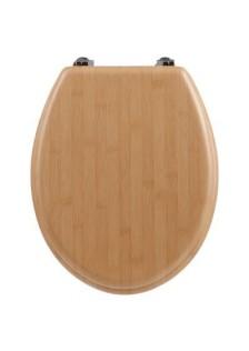 Капак  за тоалетна чиния бамбук - La Maison