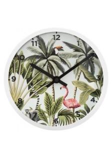 Часовник Тропик.4  д .22 см. - La Maison