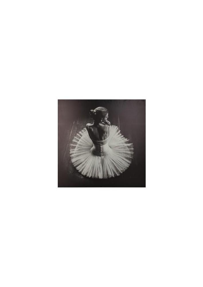 Картина Балерина 78 х 78 см..  - La Maison