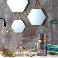 Огледала 3 ка Хексагон  - La Maison