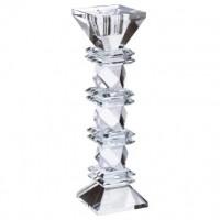 Кристален свещник в.22.5 см.- La Maison