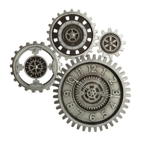 Часовник Механизъм 58 х 58 см. - La Maison