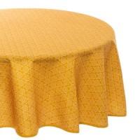 Кръгла покривка за маса Етно д.180 см.- La Maison