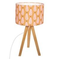 Настолна лампа Елина листа -La Maison