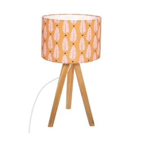 Настолна лампа Елина , в.46 см.-La Maison