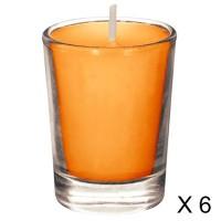 Ароматни свещи Ванилия 6 бр. к-т- La Maison