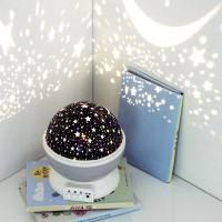 Детска лампа - прожектор Звездно небе - La Maison