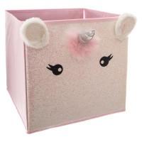 Детска кутия за съхранение Еднорог  - La Maison