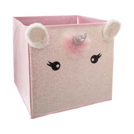 Кутия  за съхранение на играчки Еднорог - La Maison