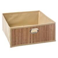 Бамбукова кутия за съхранение 31х 15 см. La Maison