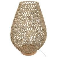 """Лампа в натурален стил """"Етел """" 55 см.  -La Maison"""