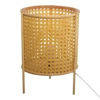 Настолна лампа Каси 28 см.  -La Maison
