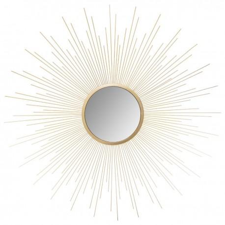 Огледало Слънце Голд д.70 см. - La Maison