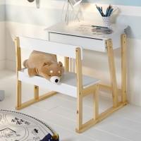 Детско бюро с пейка  - La Maison