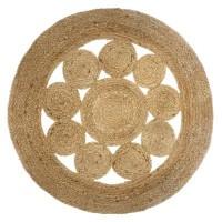 Кръгъл килим Шайн  д.80 см.- La Maison