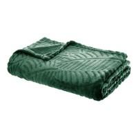 Одеяло Листопад зелено 120 х 150 см -La Maison