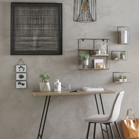 Метални етажерки 4 ка комплект - La Maison