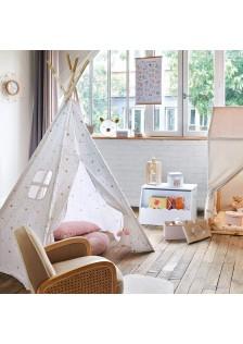 Детска типи палатка Роуз - La Maison