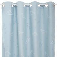 Детски фосфорестиращи завеси Облаче в синьо - La Maison