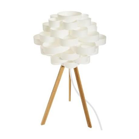 Настолна лампа Лора, h.56 см.-La Maison