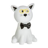 Нощна лед лампа куче или коте, h.20 см.-La Maison