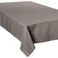 Покривка за маса, анти петна таопе 150 х 300 см.- La Maison