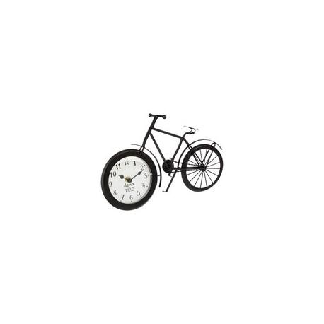 Часовник колело, метал 28.5 см. - La Maison