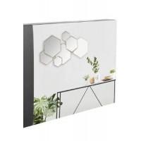 Огледало за стена Хексагони 61 см.- La Maison