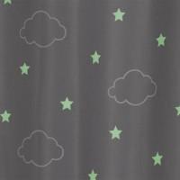 Детски фосфорестиращи завеси Облаче- La Maison